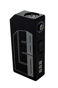 LOTUS LE80 AUTHENTIC BOX MOD (BLACK)