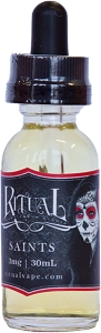 Saints by Ritual Craft Vapor