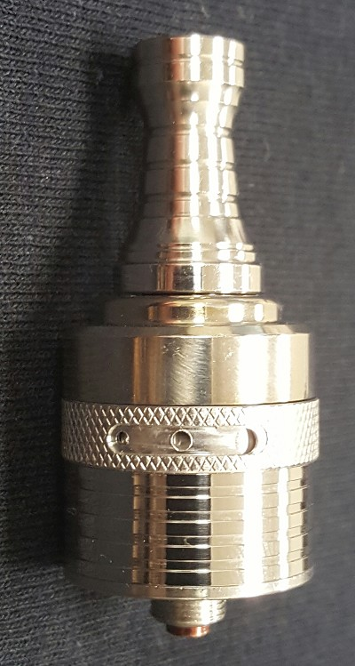Helios RDA (Stainless)