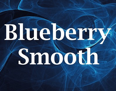 Blueberry Smooth