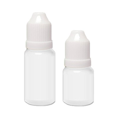 Empty E-Liquid Bottle W/Child Proof Cap