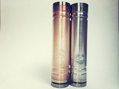 Smok-E Mountain Vanilla Tube Mod (Authentic) (Stainless)