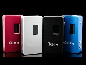 Cloupor T8 150w Box Mod (Black)