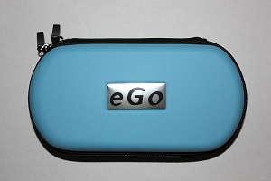 eGo Accessory Case (Light Blue)