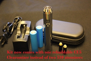 Chrome Lavatube VV 2.0 (Full Kit)