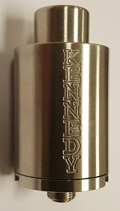 Rulien Kennedy V3 Clone RDA (Stainless)