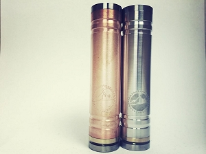 Smok-E Mountain Vanilla Tube Mod (Authentic) (Glazed Copper)