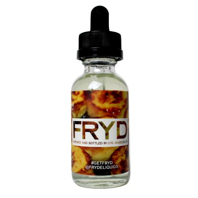 FRYD Banana Eliquid (60ml) 0mg