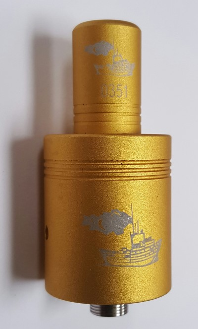 Tugboat RDA (Gold)