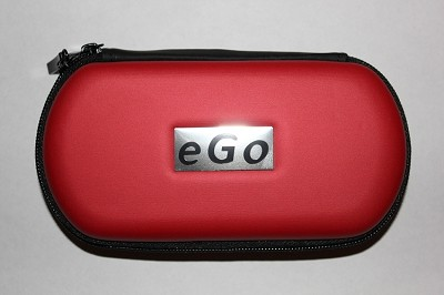 eGo Accessory Case (Red)