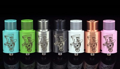 CloudCig Mad Hatter RDA (Clone) (Copper)